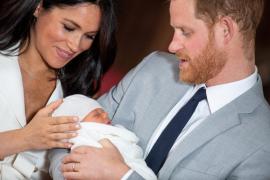 Ya se conoce el nombre del bebé de Príncipe Enrique y su esposa Meghan