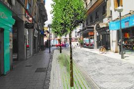 Peatonalización de la calle Velázquez