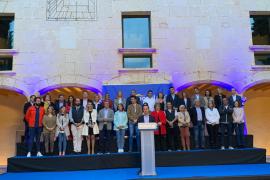 Galmés: «El 26 de mayo Mallorca decidirá entre las prohibiciones del Pacto o las soluciones del PP»