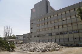 El PP pide a la Junta Electoral que sancione al Govern por la presentación del derribo de Son Dureta