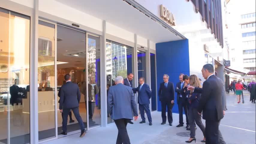 BBVA inaugura en Palma un innovador Centro de Banca de Clientes