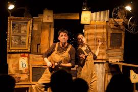 Zum Zum Teatre presenta 'La Gallina de los huevos de Oro' en Sa Màniga