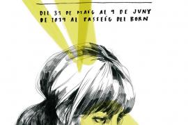 La artista Paula Bonet diseña el cartel para la Fira del Llibre de Palma