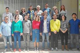 Més presenta su candidatura en sa Pobla con una lista «plural, preparada y cercana»