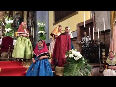 Carolina Calatayud y Catalina Miquel, investidas Valentes Dones de Sóller del 2019