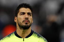 Suárez se pierde la final de la Copa del Rey tras ser operado del menisco