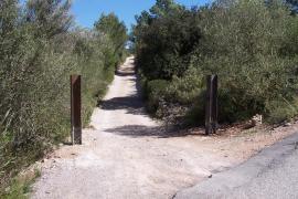 El Tribunal Constitucional admite a trámite el recurso contra la Ley de caminos de Mallorca