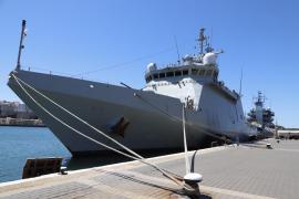 Concluye en Porto Pi el ejercicio internacional antiminas