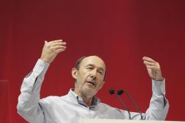 Dolor en la clase política por la muerte de Rubalcaba