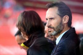 Vicente Moreno: «El Nàstic es peligroso porque no tiene nada que perder»