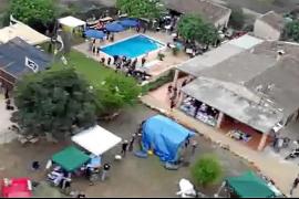 El turismo de borrachera llega a 'fora vila' en Porreres