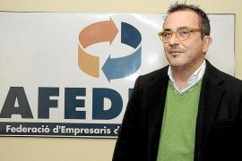 El empresario Pedro Mesquida opta a la presidencia de la patronal Afedeco