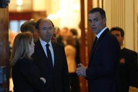 Último adiós a Alfredo Pérez Rubalcaba en el Congreso
