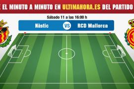 Así se ha vivido el Nàstic-Real Mallorca