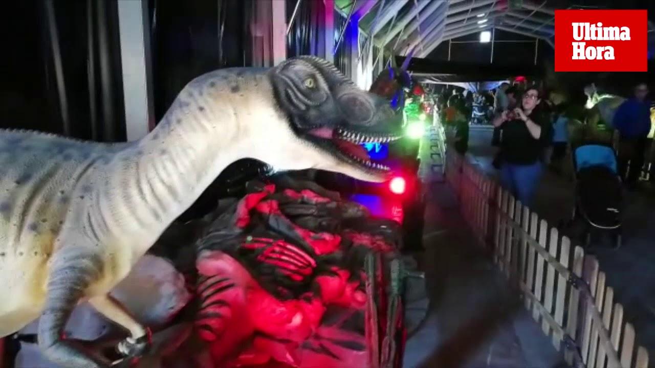 Un auténtico Parque Jurásico en Palma