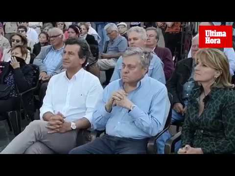 El PP balear arropa a Leopoldo López para reclamar «libertad para Venezuela»