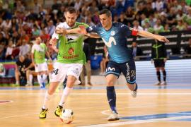 El Palma Futsal pone en jaque al campeón