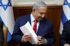 Netanyahu revela el lugar donde estará la colonia del Golán sirio que llevará el nombre de Trump