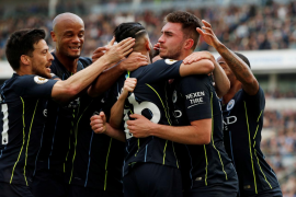 El Manchester City gana su sexta Premier League