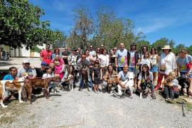 Can Gossos abre sus puertas para dar a conocer su refugio para perros