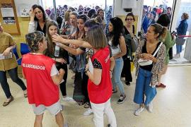 Más de 500 personas se presentan en Ibiza a las oposiciones de enfermería