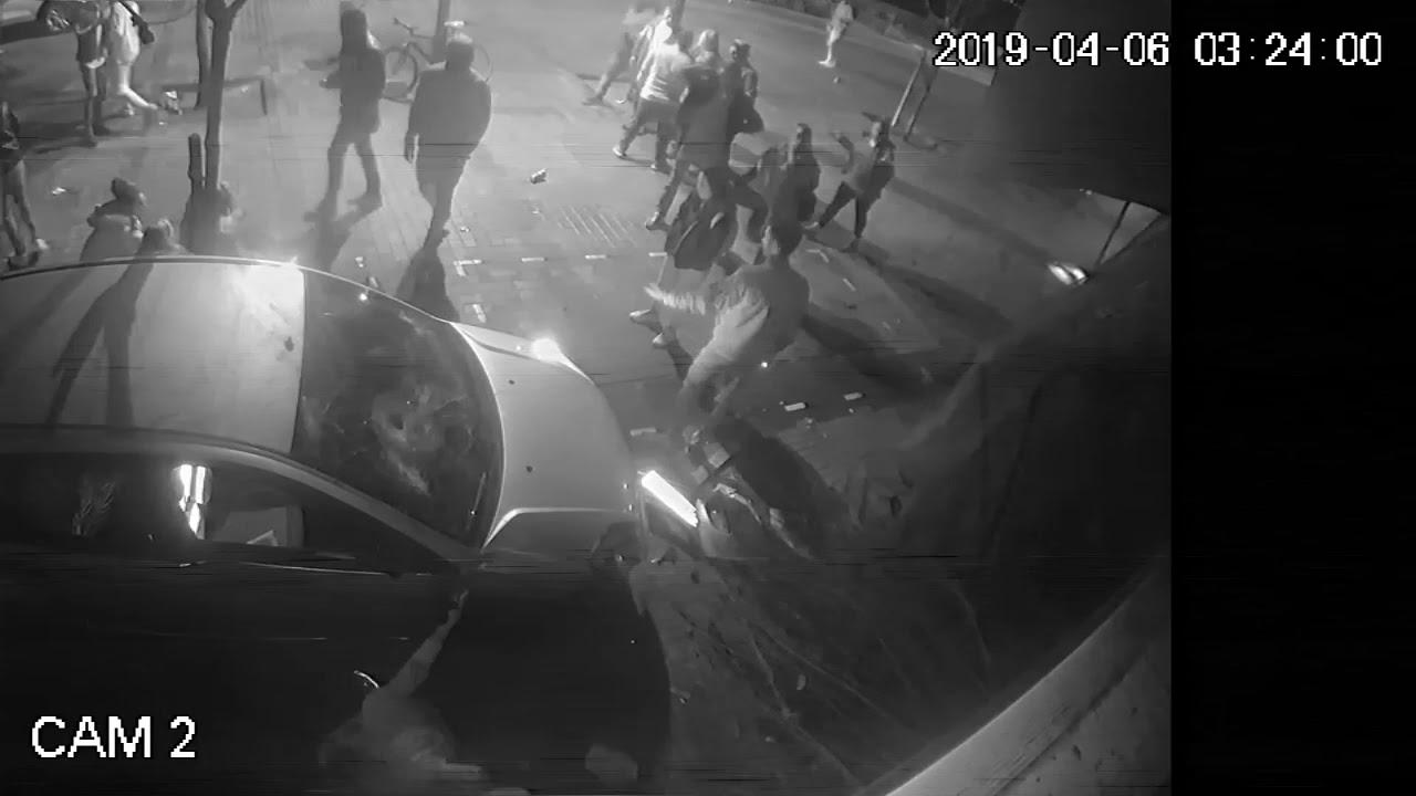 El conductor que atropelló a cuatro personas en el Arenal alega que iba borracho y drogado