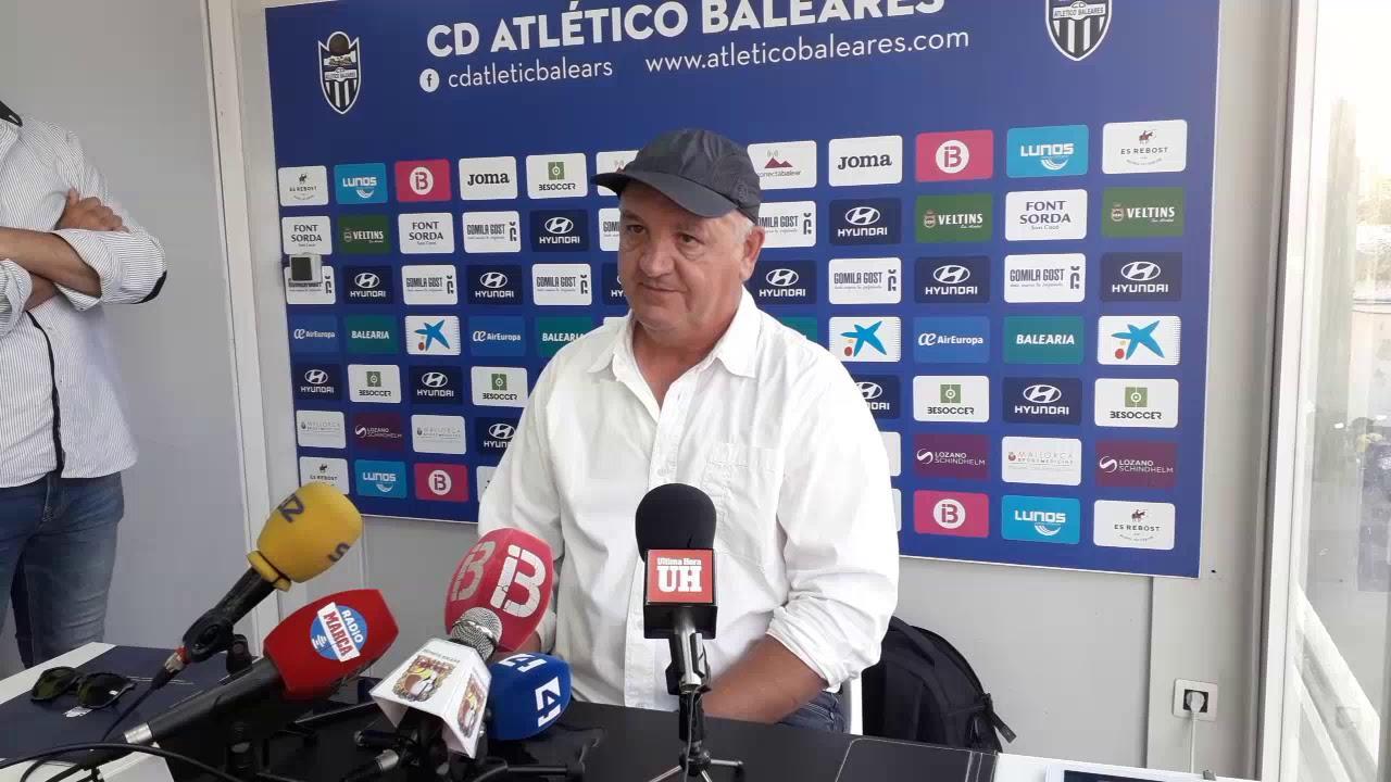 El Atlético Baleares ya es campeón