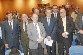 Conferencia de Andrea Brentan, consejero delegado de Endesa, en la Cámara de Comercio