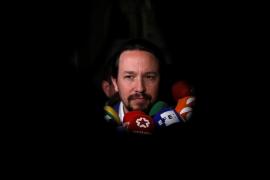 Iglesias, convencido de que gobernará junto a Sánchez