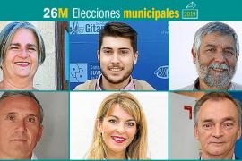26M: Candidatos al Ajuntament d'Andratx