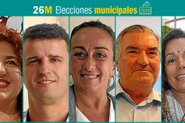 26M: Candidatos al Ajuntament d'Artà