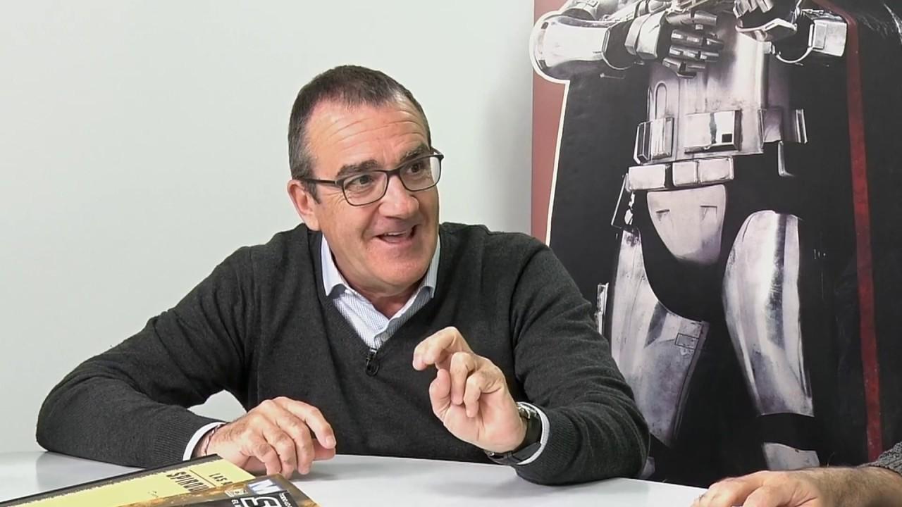 ¿Cuál es la película que siempre hace llorar a Juan Pedro Yllanes?