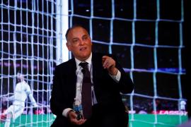 Javier Tebas desprecia la Copa del Rey que ganó el Real Mallorca