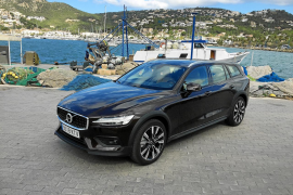 Volvo V60 Cross Country, un gran familiar polivalente