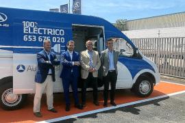 Autovidal presentó la nueva gama de furgonetas Maxus