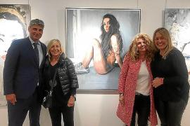 Pilar Correa expone en Barcelona, en la Sala Nolell