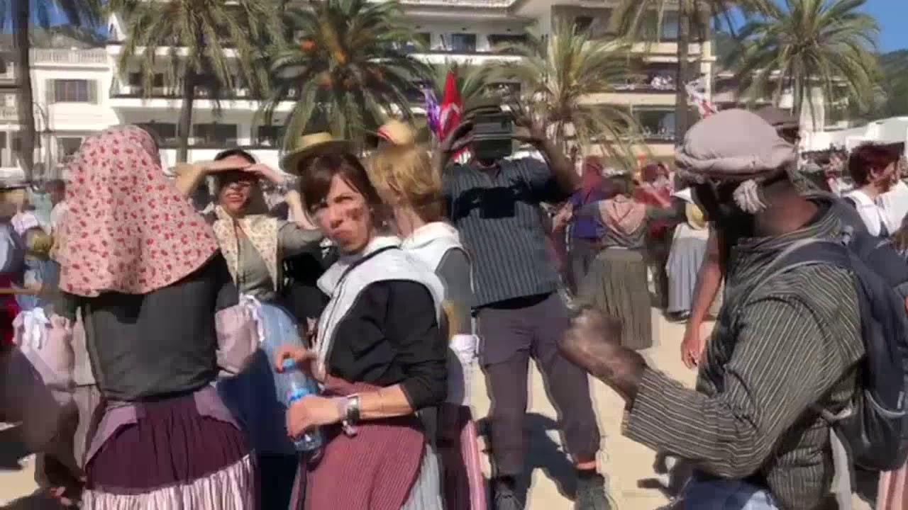 Sóller ya vive su enfrentamiento con los corsarios