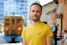 Miguel Eek: «Quería conocer la muerte a través de aquellos que viven de ella»