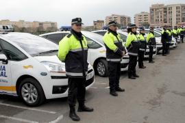 La Policía Local de Palma estrena coches