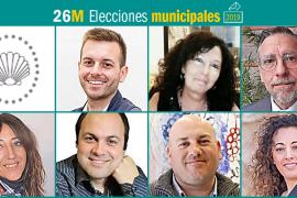 26M: Candidatos al Ajuntament de Binissalem