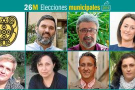 26M: Candidatos al Ajuntament de Bunyola