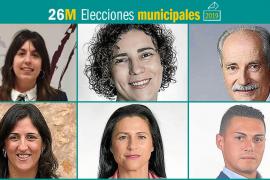 26M: Candidatos al Ajuntament de Campos