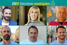 26M: Candidatos al Ajuntament de Felanitx