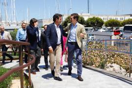 """Casado defiende que Baleares no es el «anexo"""" de unos """"Países Catalanes imaginarios y ruinoso»"""