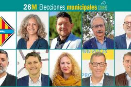 26M: Candidatos al Ajuntament d'Inca