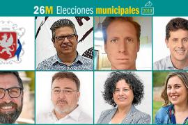 26M: Candidatos al Ajuntament de Lloseta