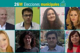 26M: Candidatos al Ajuntament de Manacor