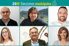 26M: Candidatos al Ajuntament de Muro