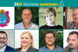 26M: Candidatos al Ajuntament de Marratxí