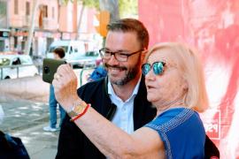 Hila propone crear un área dedicada a las personas mayores en el Ajuntament de Palma